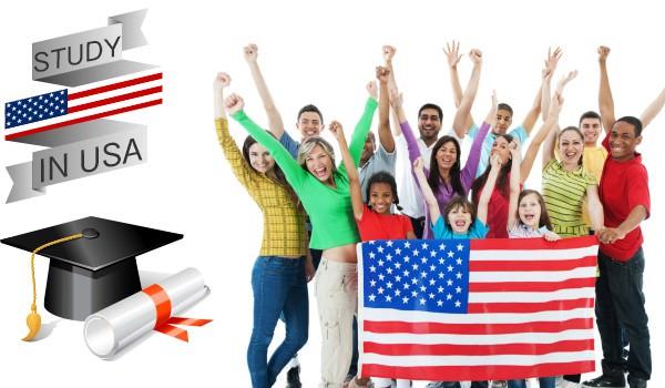 Du học Mỹ được gặp những người bạn ở các quốc gia khác nhau