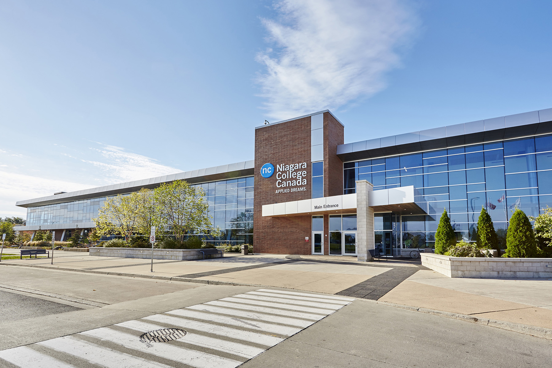 Chương trình học tại Niagara College đa dạng với nhiều chuyên ngành