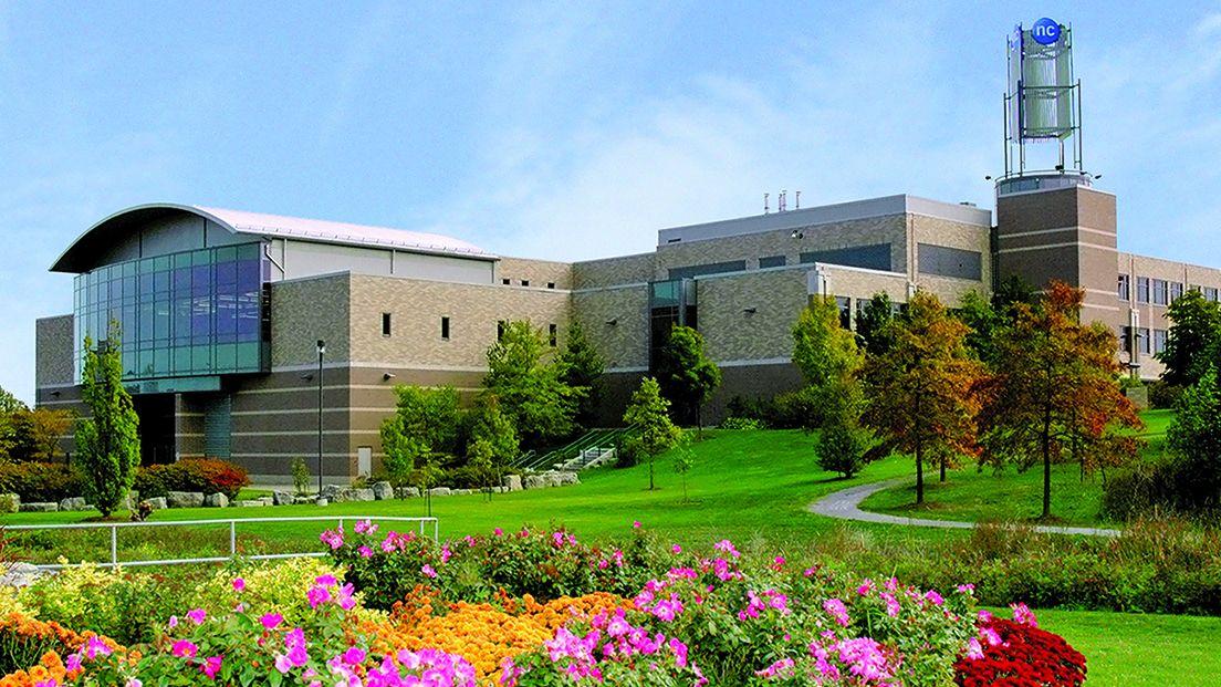 Khu học xá Niagara on the lake của trường đại học Niagara College