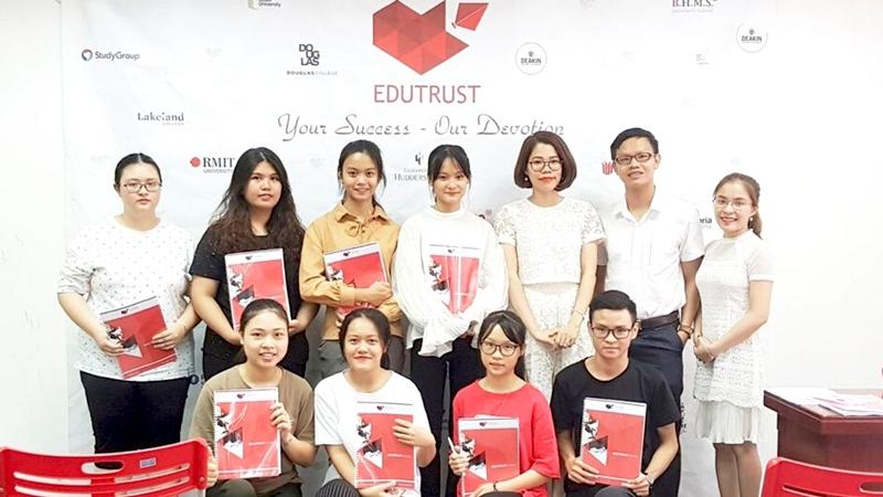 Dịch vụ tư vấn du học Úc tại Hà Nội