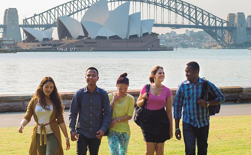 Công ty tư vấn du học Úc uy tín tại Nghệ An