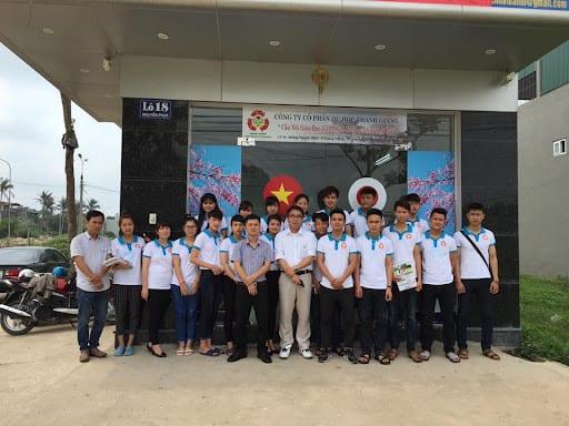 Công ty tư vấn du học Úc Thanh Giang tại Thanh Hóa